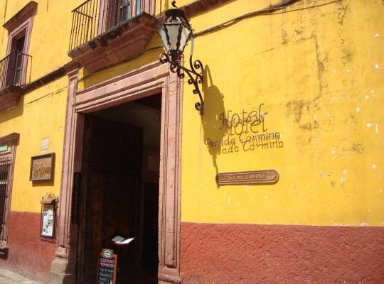 होटल तस्वीरें: Hotel Posada Carmina
