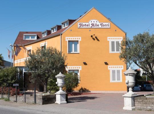 Hotel Valokuvat: Hotel Alle Torri