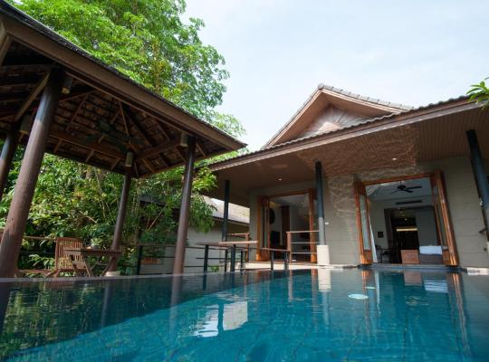 Hotel fotografií: GUTI Resort by AKA Hua Hin