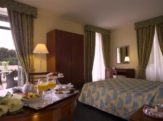 Хотел снимки: Villa Imperiale Hotel