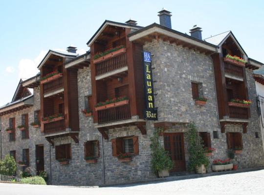 Fotos de Hotel: Apartamentos Lausan