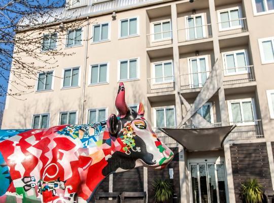 Фотографии гостиницы: Hotel Mosaico