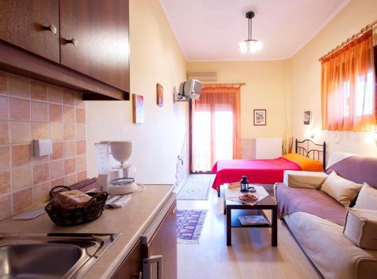 Hotel bilder: Mpalkoni Sti Monemvasia