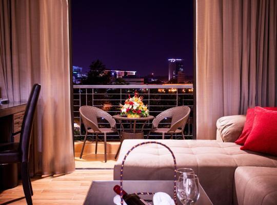 Hotel bilder: Bidwood Suite Hotel