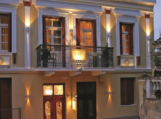 Fotos do Hotel: Aetoma Hotel
