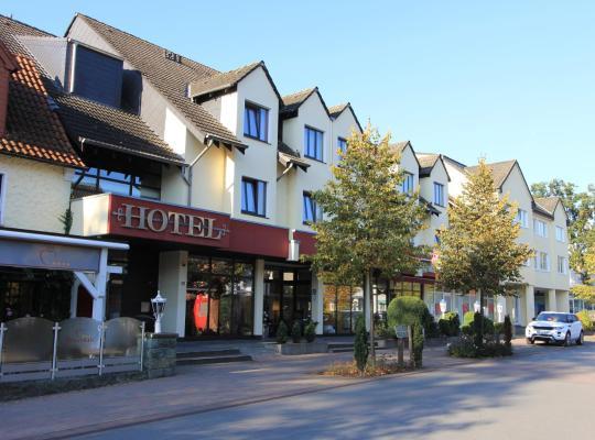 Otel fotoğrafları: Akzent Hotel Restaurant Jonathan