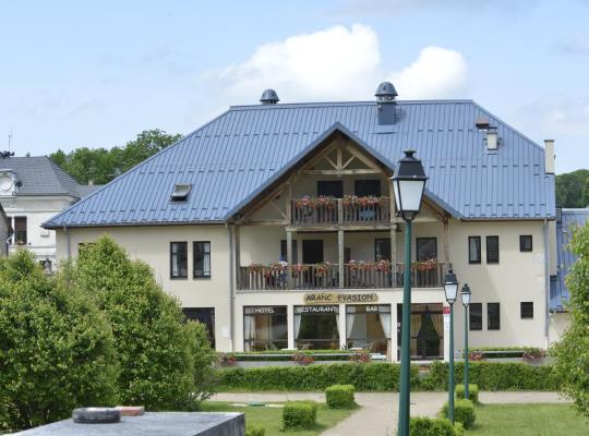 酒店照片: Logis Aranc Evasion