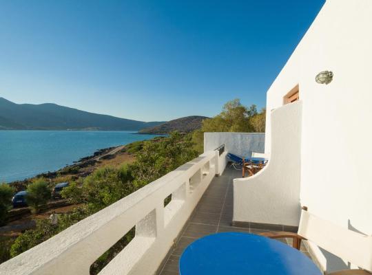 酒店照片: Elounda Island Villas