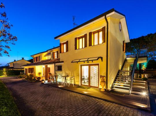 ホテルの写真: B&B Ca' del Faro