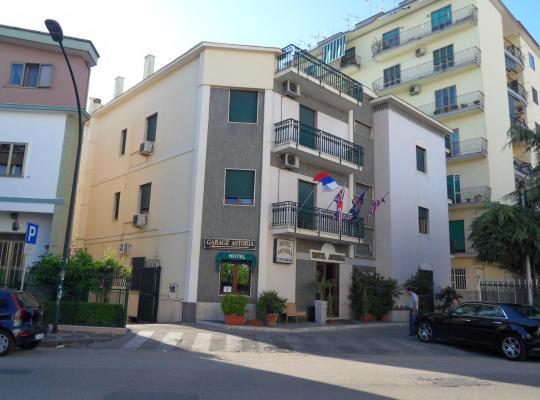 Фотографии гостиницы: Hotel Astoria Pompei