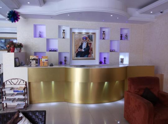 ホテルの写真: Dar Al Deyafa Hotel Apartment