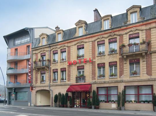 酒店照片: Hotel Le Pelican