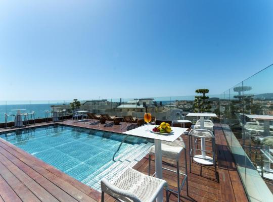 होटल तस्वीरें: Hotel MiM Sitges
