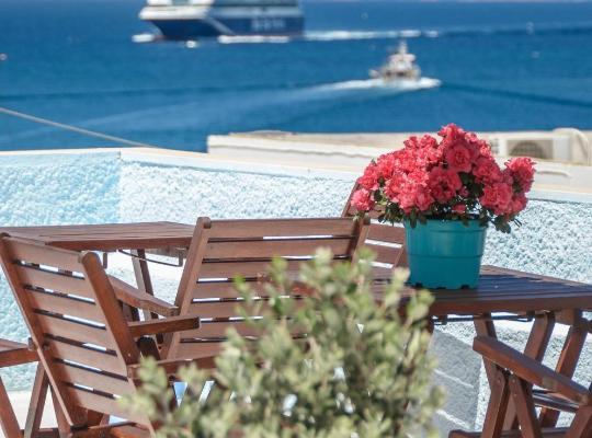 Ảnh khách sạn: Lygdamis Hotel