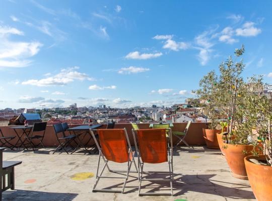 Hotellet fotos: This Is Lisbon Hostel