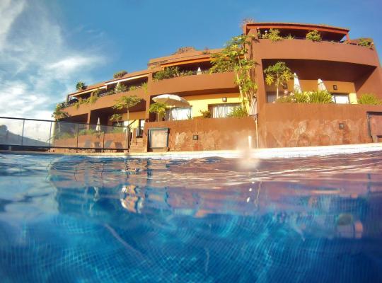 ホテルの写真: Chijere Faro del Inglés