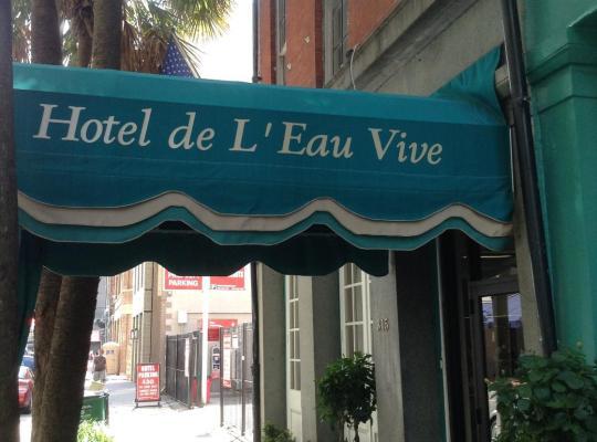 Képek: Hotel de L'eau Vive