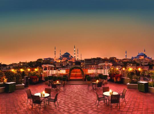 酒店照片: Armada Istanbul Old City Hotel