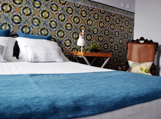 Otel fotoğrafları: Coimbra Portagem Hostel