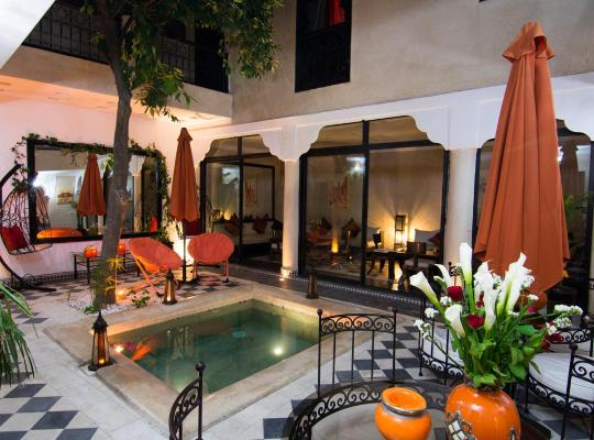 Хотел снимки: Riad Le Bel Oranger