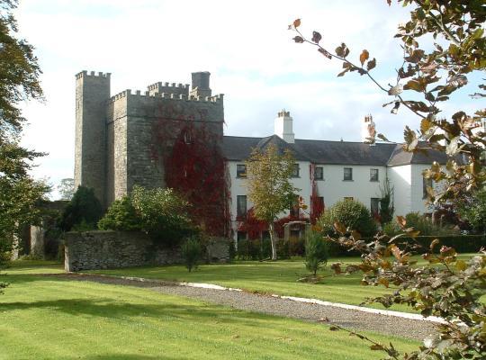 Viesnīcas bildes: Barberstown Castle
