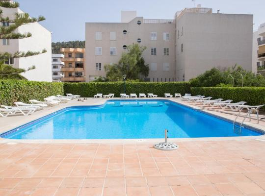 Hotel bilder: Hostal Sunset Ibiza