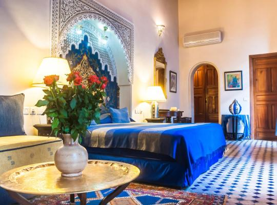 תמונות מלון: Riad Zamane & Spa Fès