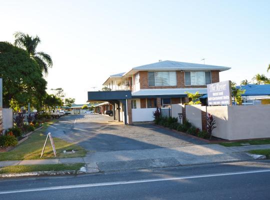Fotos do Hotel: Mackay Apartments The Rover
