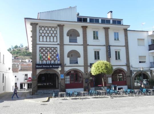 Хотел снимки: Hotel Sierra de Aracena