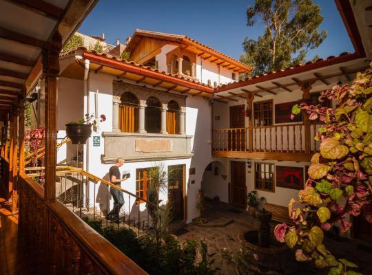 Хотел снимки: Hotel Rumi Punku