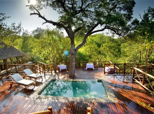 Képek: La Kruger Lifestyle Lodge