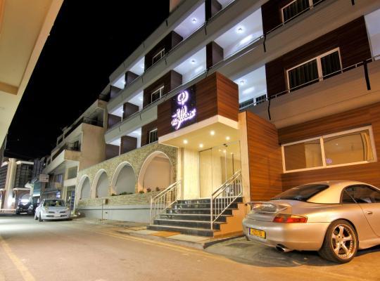 Фотографії готелю: Achilleos City Hotel