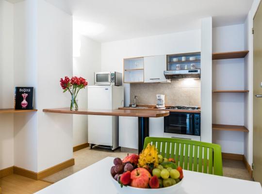 Hotel photos: Viaggio Virrey City Apartment