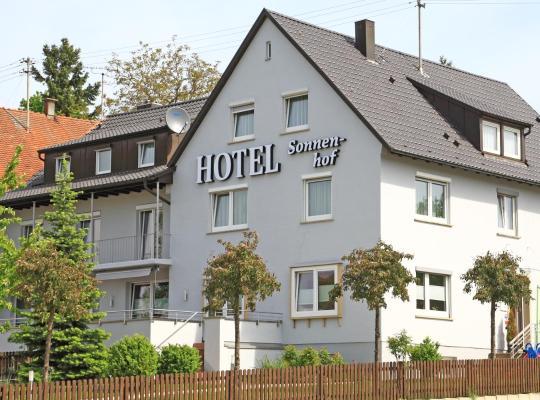 होटल तस्वीरें: Hotel Sonnenhof