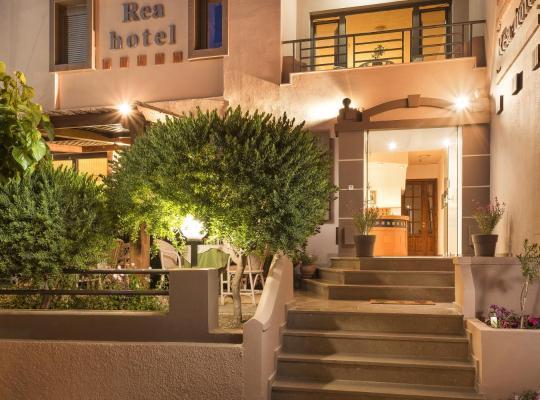 תמונות מלון: Rea Hotel