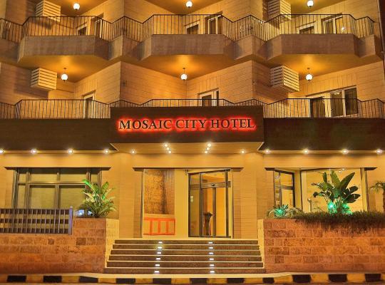 होटल तस्वीरें: Mosaic City Hotel