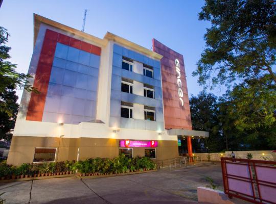 Viesnīcas bildes: Ginger Mysore