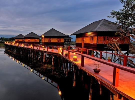 酒店照片: Shwe Inn Tha Floating Resort