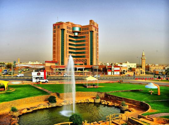 Фотографии гостиницы: Ramada Al Qassim Hotel & Suites, Bukayriah