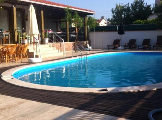 Фотографії готелю: Dardanos Pension