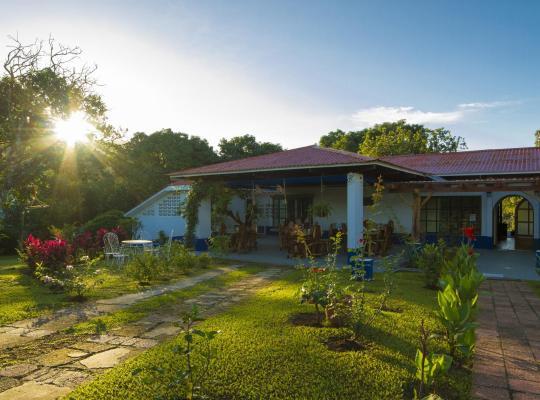 Хотел снимки: Hotel Villa Colon