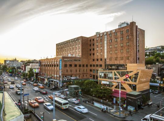 Hotel bilder: Hamilton Hotel