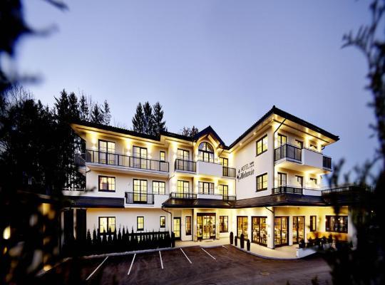 ホテルの写真: Hotel Garni Melanie
