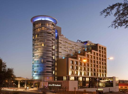 Фотографии гостиницы: Hilton Windhoek