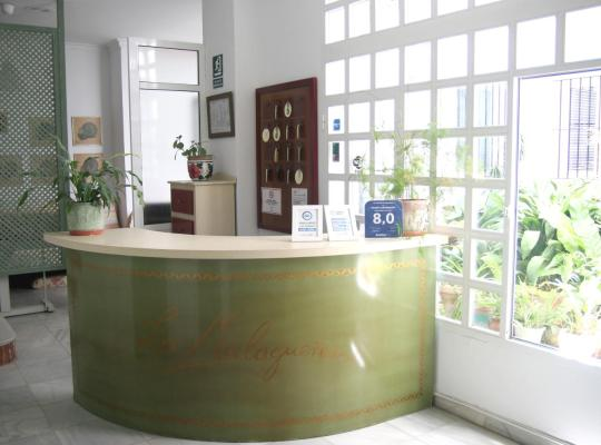 호텔 사진: Hostal La Malagueña