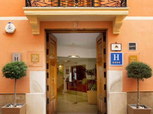 Хотел снимки: Villa de Biar