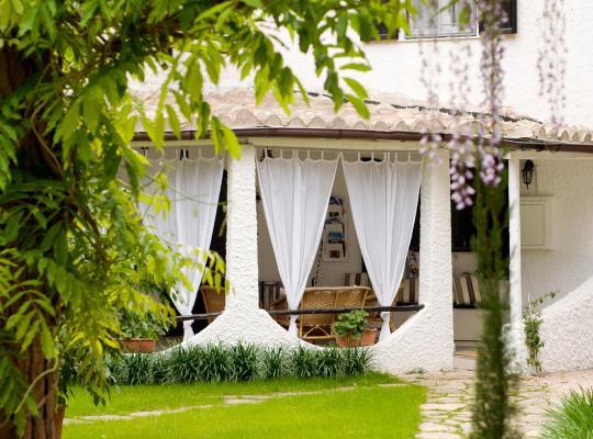 รูปภาพจากโรงแรม: B&B La Villetta
