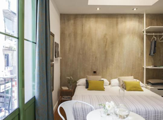 Хотел снимки: AinB Born-Dames Apartments