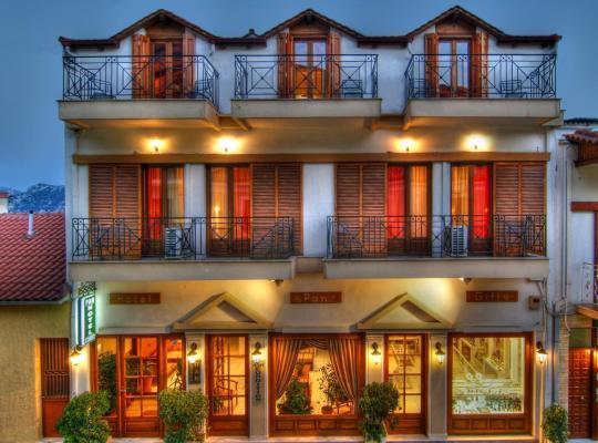 Otel fotoğrafları: Pan Hotel