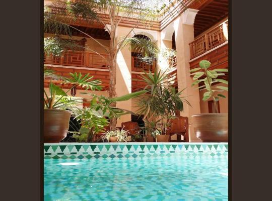 ホテルの写真: Riad Al Ksar & Spa